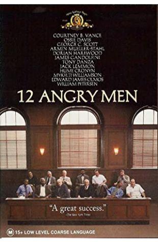 12 Angry Men George C. Scott