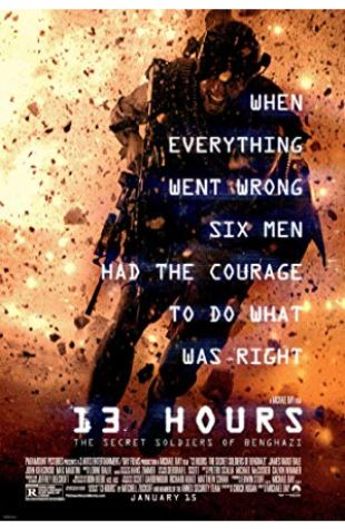 13 Hours Gary Summers