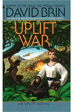 The Uplift War David Brin