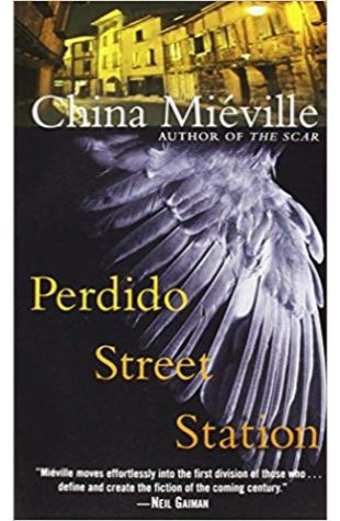 Perdido Street Station China Miéville