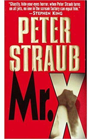 Mr. X Peter Straub