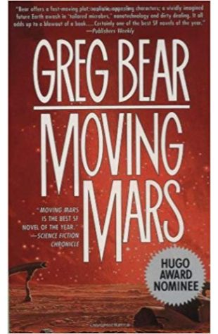 Moving Mars Greg Bear