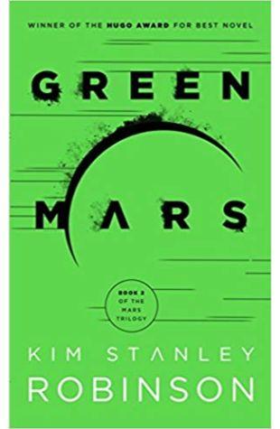 Green Mars Kim Stanley Robinson