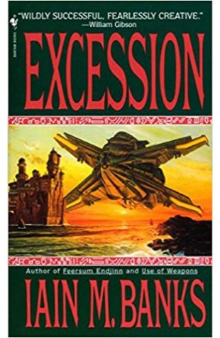 Excession Iain M. Banks