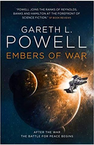 Embers of War Gareth L. Powell