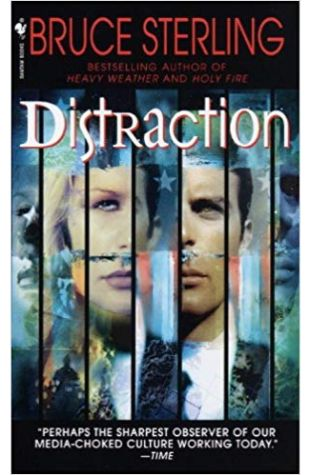 Distraction Bruce Sterling