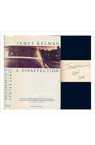 A Disaffection James Kelman