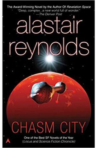 Chasm City Alastair Reynolds