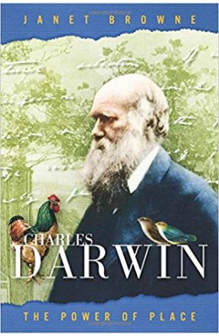 Charles Darwin: The Power of Place Janet Browne