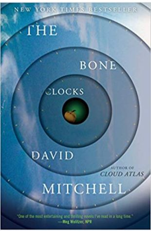 The Bone Clocks David Mitchell