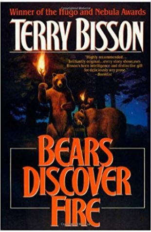 Bears Discover Fire Terry Bisson