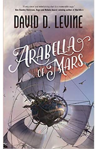 Arabella of Mars David D. Levine
