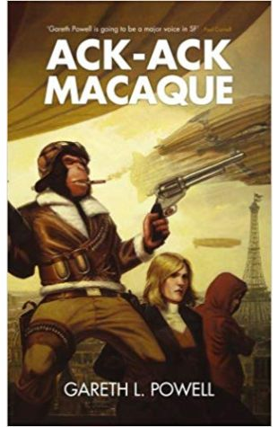 Ack-Ack Macaque Gareth L. Powell