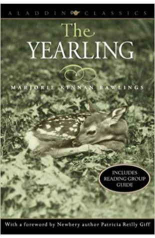 The Yearling Marjorie Kinnan Rawlings