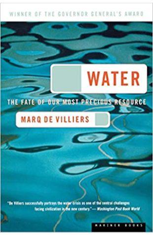 Water Marq de Villiers