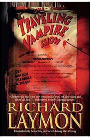 The Traveling Vampire Show Richard Laymon