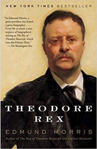 Theodore Rex Edmund Morris