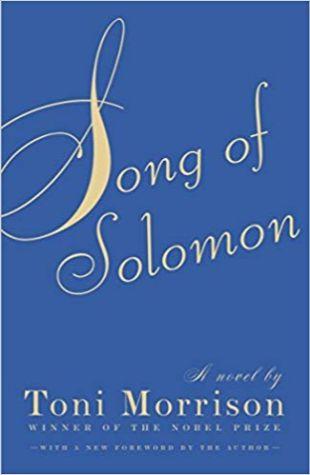 Song of Solomon Toni Morrison