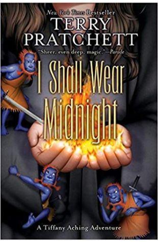 I Shall Wear Midnight Terry Pratchett