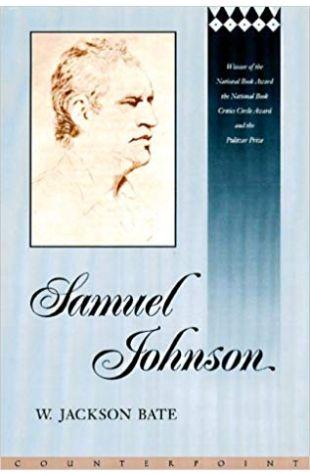 Samuel Johnson W. Jackson Bate