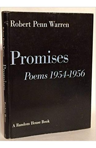 Promises: Poems 1954-1956 Robert Penn Warren