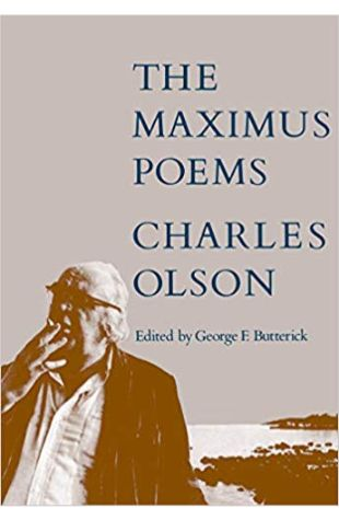 The Maximus Poems Charles Olson