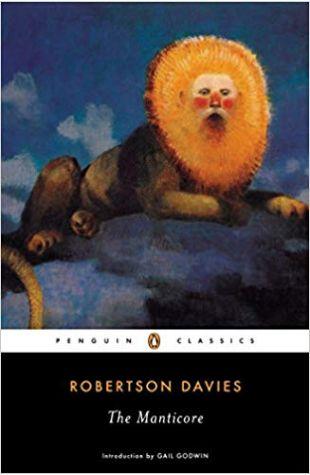 The Manticore Robertson Davies