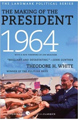 The Making of the President 1960 Theodore White