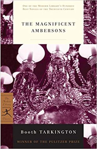 The Magnificent Ambersons Booth Tarkington
