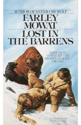 Lost in the Barrens Farley Mowat
