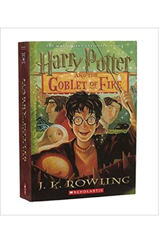 Harry Potter and the Goblet of Fire J. K. Rowling