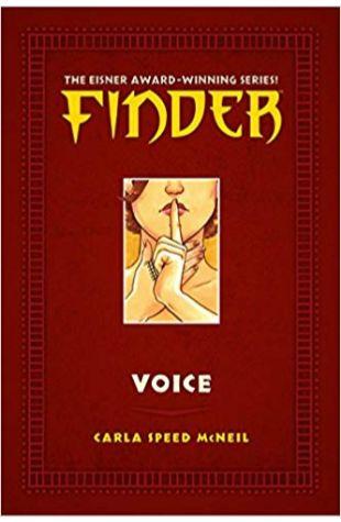 Finder: Voice Carla Speed McNeil