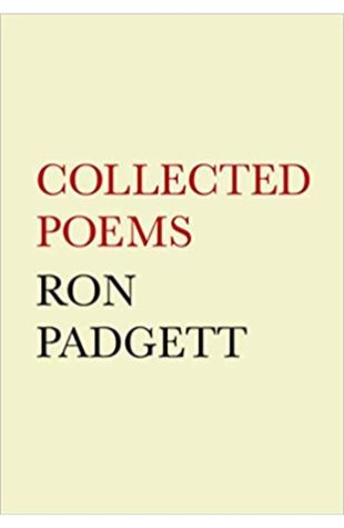 Collected Poems, Ron Padgett