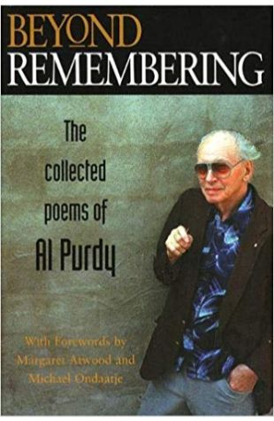The Collected Poems of Al Purdy Al Purdy