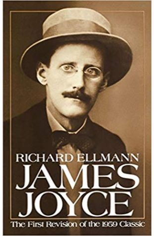 James Joyce Richard Ellmann