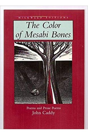 The Color of Mesabi Bones: Poems and Prose Poems John Caddy