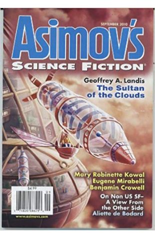 The Sultan of the Clouds Geoffrey A. Landis