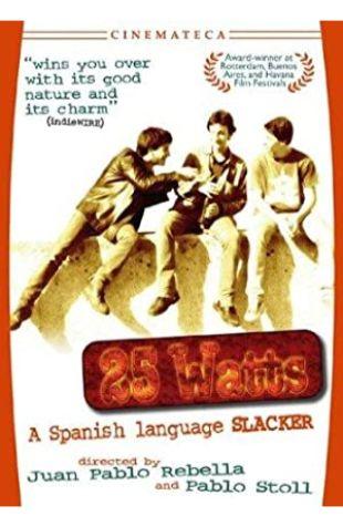 25 Watts Juan Pablo Rebella