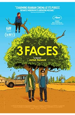 3 Faces Jafar Panahi