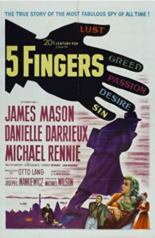 5 Fingers Michael Wilson