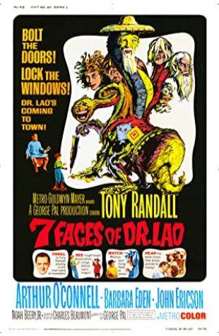 7 Faces of Dr. Lao Jim Danforth