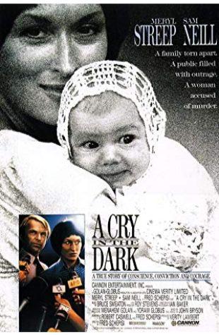 A Cry in the Dark Meryl Streep