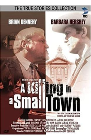 A Killing in a Small Town Barbara Hershey