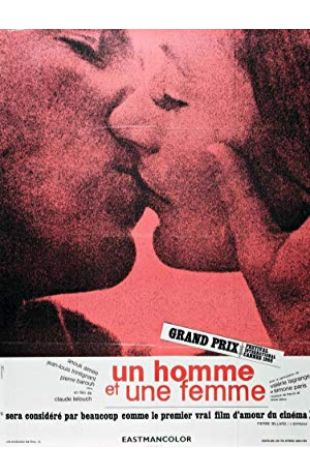 A Man and a Woman Claude Lelouch