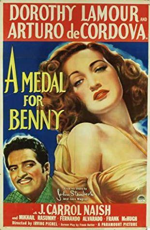 A Medal for Benny John Steinbeck