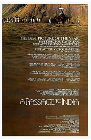A Passage to India Peggy Ashcroft