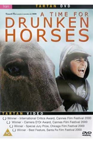 A Time for Drunken Horses Bahman Ghobadi