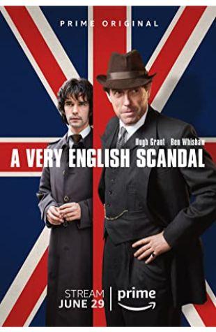 A Very English Scandal Ben Whishaw
