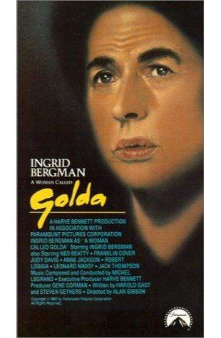 A Woman Called Golda Ingrid Bergman