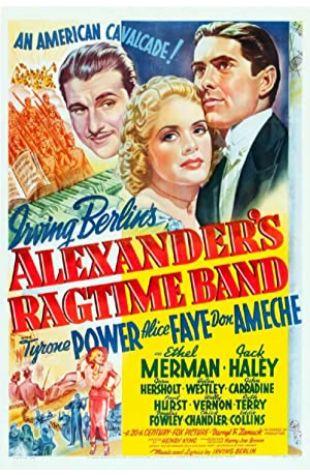 Alexander's Ragtime Band Irving Berlin